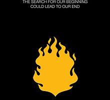 Prometheus Film Poster by StevePaulMyers