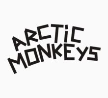 Arctic Monkeys - Black by Ollie Vanes