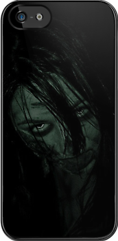 (REC) Zombie iPhone Case by Lee Jones