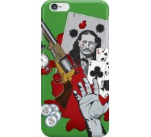 Dead Man's Hand iPhone Case/Skin