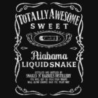 Totally Awesome Sweet Alabama Liquid Snake by skyekathryn