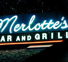 Merlotte's Bar and Grill by Bruce  Dickson