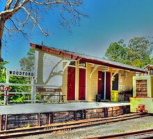 woodford station  by warren dacey