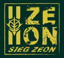 SIEG ZEON!!! by armoredfoe