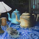 Sapphire night by maria paterson