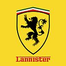 Ferrari - Lannister  by richobullet