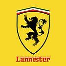 Ferrari - Lannister  by richobullet