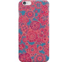 Flower Doodle iPhone case iPhone Case/Skin