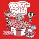 Power-Puffs Cereal by moysche