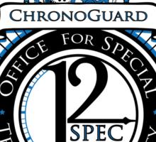 Chronoguard (Sticker) Sticker