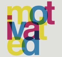 Motivated - Colours by Jason Forster