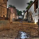 Dirty Alley by Omar Dakhane