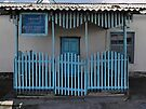 Porch of the Karakul Jamaat Mosque
