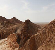 Mount in the desert by mrivserg