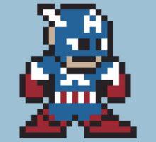 Captain 8 Bit by jpappas