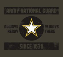 Army National Guard by Sarah Kittell