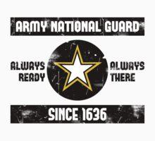 National Guard Baseball Tee Kids Clothes