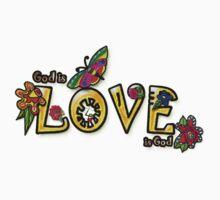 Love is by Studio Burke