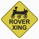 Rover Xing by davidkyte