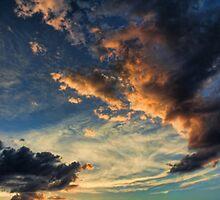 Cloud 20120807-59 by Carolyn  Fletcher