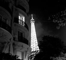 Eiffel Tower by artyamie