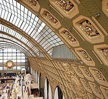 Musée d'Orsay by artyamie