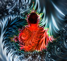 Buddha in the maelstrom of time by NafetsNuarb