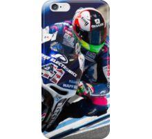 Aleix Espargaro at laguna seca 2012 iPhone Case/Skin