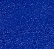 Blue leather  by homydesign