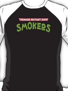 Teenage Mutant Dope Smokers T-Shirt