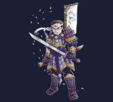 Greatest American Samurai  by pagebranson
