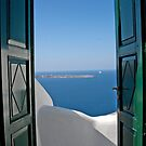 Doors To the Aegean by phil decocco
