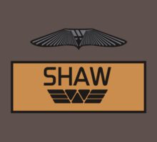 Elizabeth Shaw's Name Tag by moviebrands