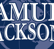SamueL Jacksons Sticker