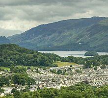 Keswick, The Lake District by Jamie  Green