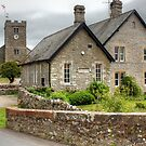 Bampton Grange by David  Barker