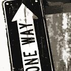 One Way - iPhone Case by Kate Halpin