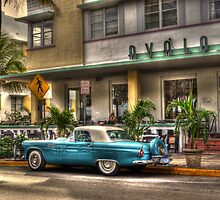 Miami Beach Art Deco by Timothy Lowry