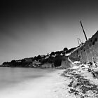 Smooth St. Mawes Daybreak BW by Andy F