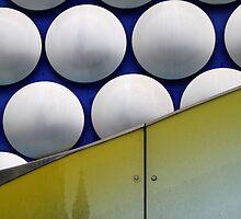 Blobitecture, Selfridges, Birmingham by Jane McDougall