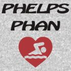 Phelps Phan (Michael Phelps) by GrandClothing