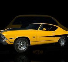 1968 Chevelle SS 427 by TeeMack