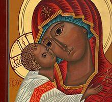 Holy Kiss by Edmund J. Gray