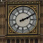 London Time by Big Ben by dsimon
