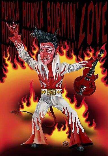 Burnin' Lurv by firehazzard