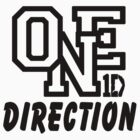 1 D one direction by starone