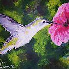 Messenger of Love by Jennifer Ingram