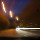 Night by night travels by Padjer