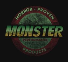Horror Proven MONSTER Products by Thomas Luca