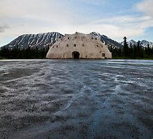 the igloo by helveticaneue